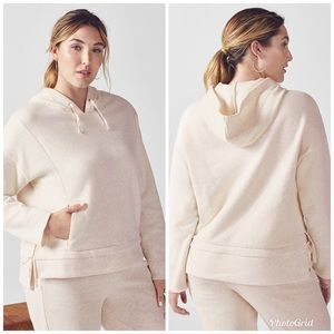 Fabletics Rayna Hoodie Pullover Sweater Size XL